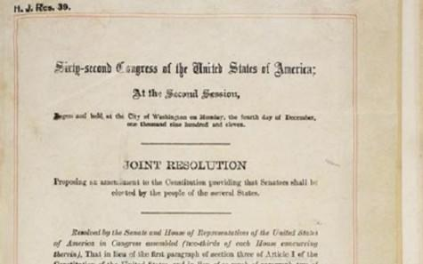 What Would The Senate Look Like In 2016 Without The 17th Amendment