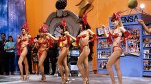 Qué fue de las Mama Chicho del 'Tutti Frutti' de Telecinco 30 años después