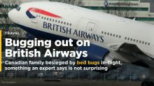 Bugging out on British Airways