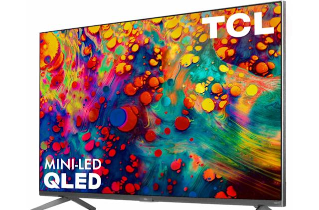 The Morning After: More Surface Duo details and TCL's latest 4K TVs