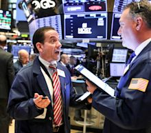 Stocks slip as trade fears flare up