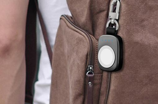 Get this Apple Watch Wireless Charger Keychain for $20