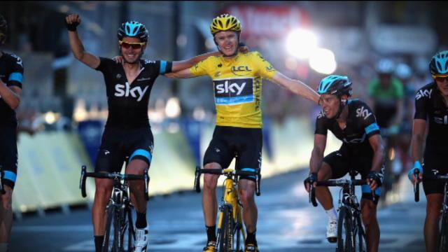 TdF – Froome triomphe, Kittel s'offre les Champs