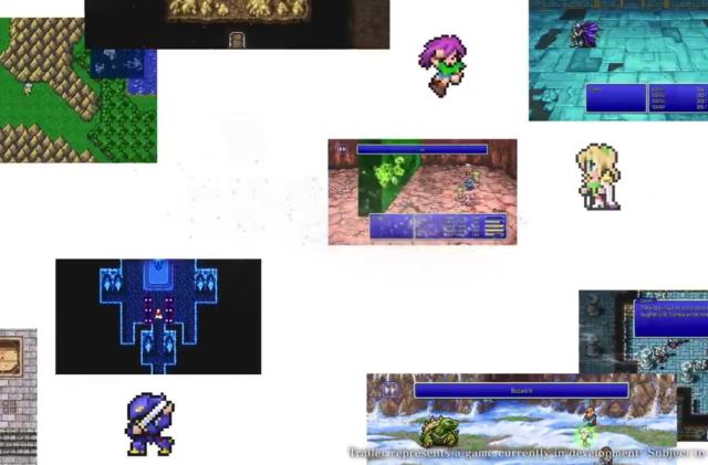 The first six 'Final Fantasy' games are getting 'pixel perfect' remakes