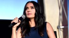 Salma Hayek Says She Felt 'Ashamed' She Wasn't Part of Original Harvey Weinstein Exposé
