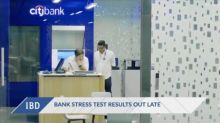 Big Banks Edge Up Late On Stress-Test Pass