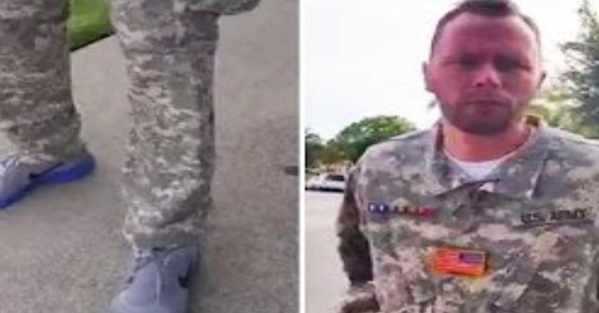 Army Veteran- How To Spot Fake Soldier