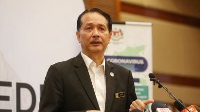Health D-G offers update on Covid-19 drugs for Malaysia