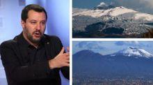 A Napoli salta incontro Salvini-presepai: inopportuno