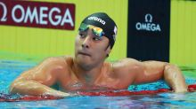 World's top all-around swimmer suspended after scandal