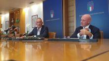 """Gravina e i playoff in Serie A: """"Ci lavoro da tempo"""""""