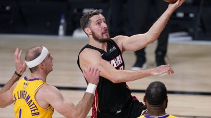 Injuries hit Heat hard in Game 1 of Finals