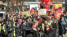 Erneut Proteste gegen Rentenreform in Frankreich