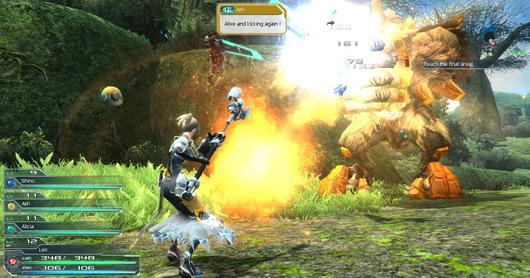 Phantasy Star Online 2 gets English localization... in SE Asia