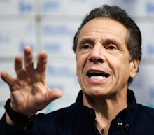 Calls for Cuomo to resign ramp up after the NY governor says stepping down over harassment allegations would be 'anti-democratic'