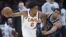Con 27 puntos de Sexton, Cavaliers sorprenden a Pistons
