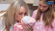 Jamie Lynn Spears Welcomes Daughter Ivey Joan