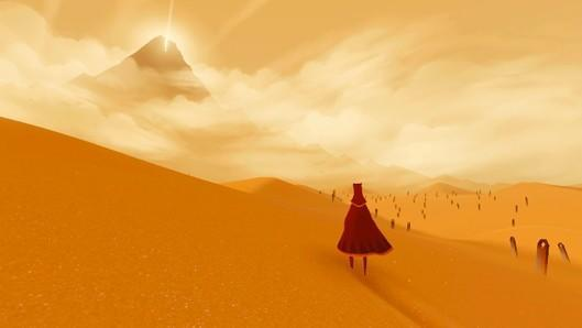 Let Austin Wintory guide you through Journey's soundtrack