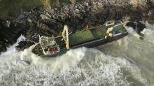 Geisterschiff treibt Tausende Kilometer über Atlantik