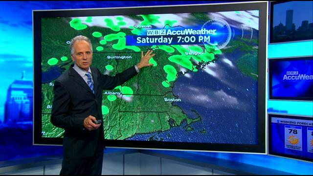 WBZ AccuWeather Afternoon Forecast For June 20