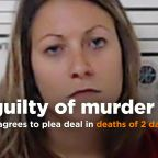 Texas woman pleads guilty in shooting deaths of two daughters