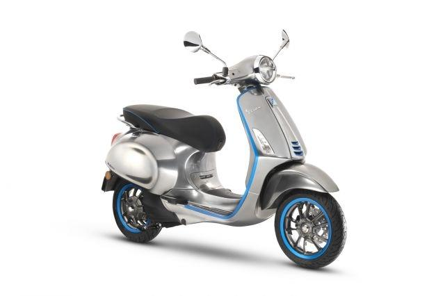 Vespa's electric upgrade can now be pre-ordered
