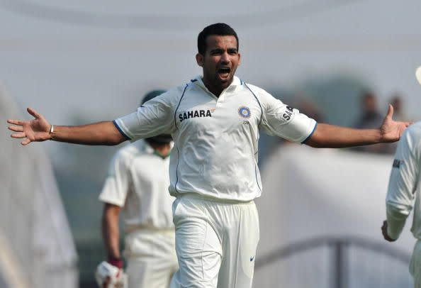 Zaheer made a comeback on the tour to South Africa in 2012Arguably, the best fast bowler India ever produced, the tour to South Africa in 2013 was the comeback after over a year's layoff, for Zaheer Khan.