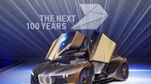 BMW kauft sich bei KI-Chip-Hersteller ein