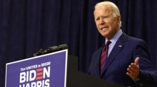 Joe Biden says QAnon supporters should get a mental health check while calling the conspiracy theory 'totally bizarre'