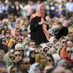 New Zealand prays, falls silent, a week after mosque massacres