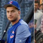 The Cubs' Albert Almora apparently has a special message for President Trump