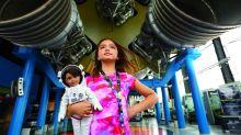Luciana, la nueva muñeca de American Girl que quiere ser astronauta
