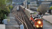 Coronavirus Takes Aim At North American Rail Traffic