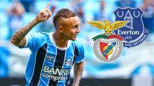Everton ne devrait pas signer à Everton mais à Benfica