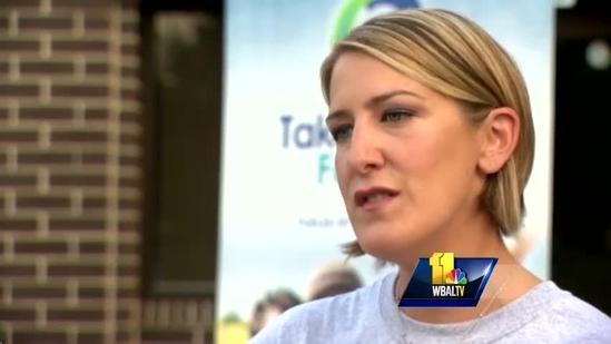 Walk Across America helps bring obesity issue to light