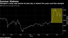 China Stocks Will Only Get Wilder After July Whipsaws Investors