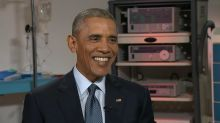 President Obama Rates Affordable Care Act 8 Out of 10