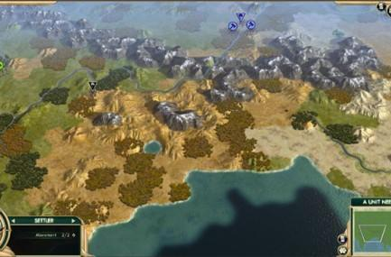 Civilization scrambles interiors with two new map packs