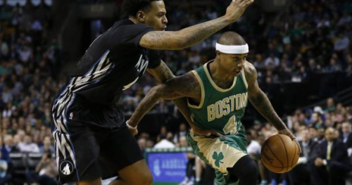 Basket - NBA - Boston s'impose contre Minnesota et distance les Washington Wizards