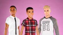 Barbies Ken hat ein Make-over bekommen!