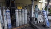Indonesia's Bali running out of oxygen as government ponders curbs