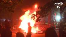 USA versinken in Gewalt und Chaos