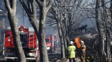 Five killed as cargo train explodes in Bulgaria