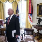 McMaster Ouster Denied by White House Amid Reports He's Next