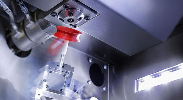 Freeformer industrial 3D printer creates complex items in batches, can combine soft and hard parts