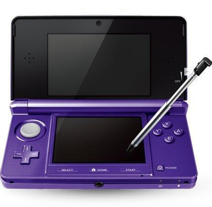 Nintendo 3DS turning purple on May 20th, takes a bruising from the ugly stick