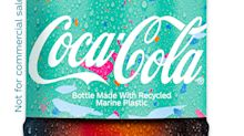 Breakthrough Technology Takes Plastic From the Ocean and Uses It in a Coca-Cola Bottle