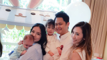 Daughter of Singapore billionaire Peter Lim throws lavish party for son