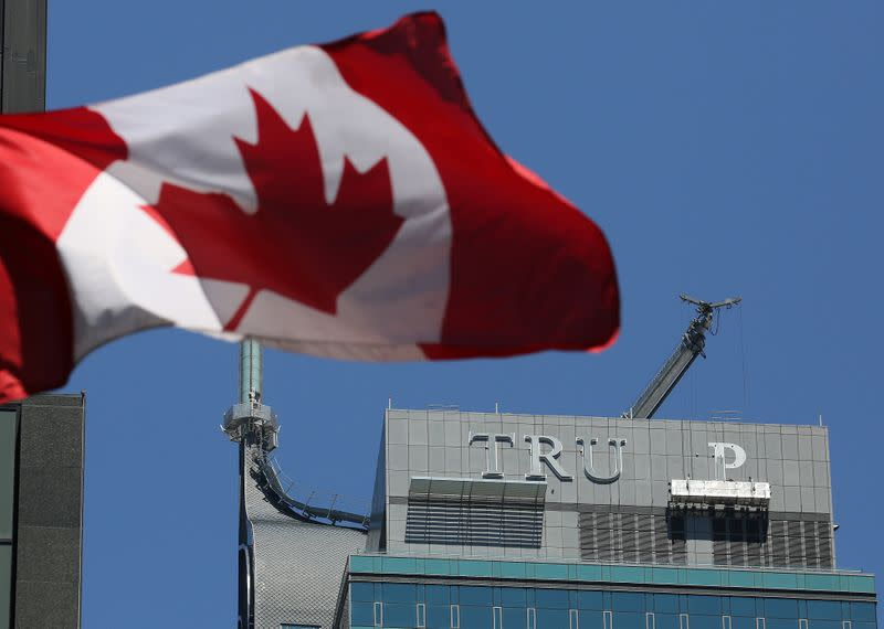 Operator of Trump International Hotel in Vancouver files for bankruptcy
