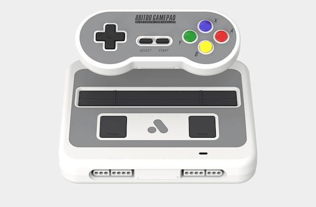 The Analogue Super Nt is Nintendo's SNES Classic for grown-ups